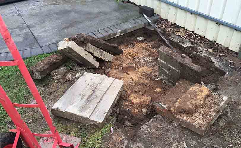 concrete removal in Adelaide